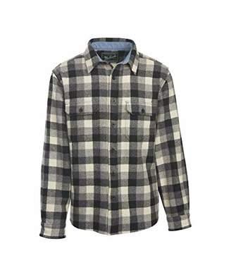Woolrich Men's Wool-Blend Buffalo-Plaid Shirt