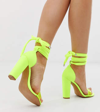 a7fa9b115c8 Barely There Sandal Heels - ShopStyle