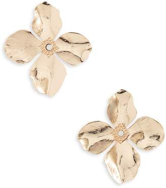 Shashi Flower Earrings