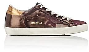 Golden Goose Women's Superstar Leather & Suede Sneakers - Bronze