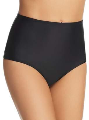 Paper London Fiji High-Waist Bikini Bottom