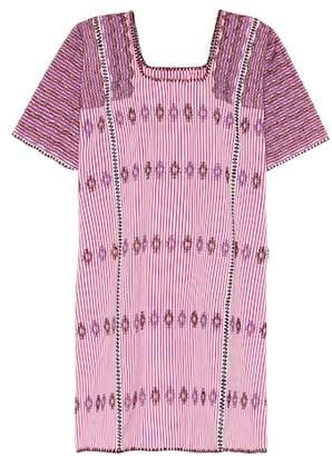 Pippa Holt No. 82 embroidered cotton kaftan