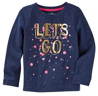 Osh Kosh OshKosh Girls' Kids Long Sleeve Tee,7