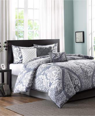 Madison Park Vienna Cotton 7-Pc. California King Comforter Set Bedding