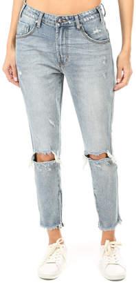One Teaspoon Freebirds High Waist Skinny Jean