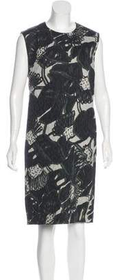Christian Wijnants Printed Midi Dress