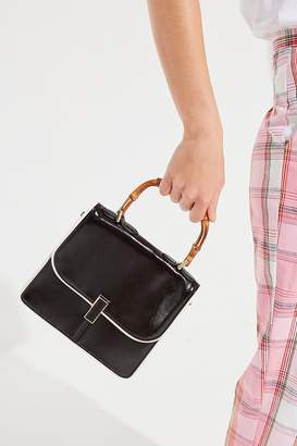 Urban Outfitters Bamboo Handle Crossbody Bag
