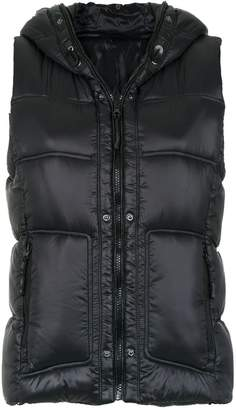 Track & Field Urban quilted vest