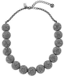 Kate Spade Razzle Dazzle Statement Necklace