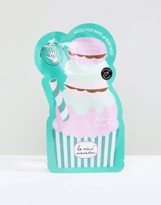 Le Mini Macaron Ice Cream Hand Mask