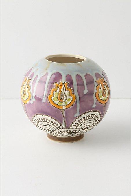Mehendi Vase
