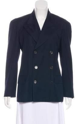 Jean Paul Gaultier Structured Button-Up Blazer