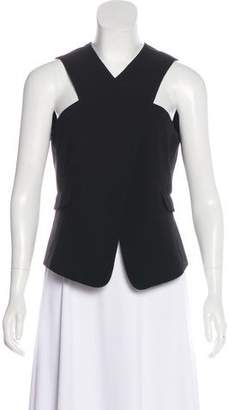 Opening Ceremony Crossover Sleeveless Top