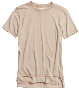 Treasure & Bond Rolled Step Hem T-Shirt