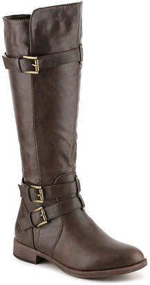 Journee Collection Bite Riding Boot - Women's