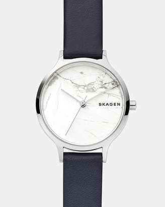 Skagen Anita Blue Analogue Watch