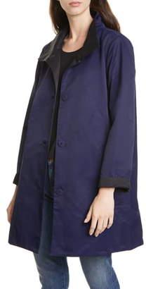 Eileen Fisher Reversible Coat