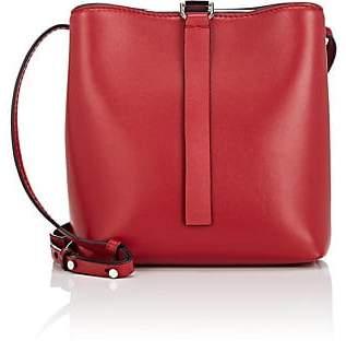 Proenza Schouler Women's Frame Leather Crossbody Bag - Red