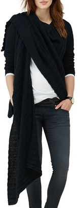 Isabella Oliver Maternity Wrap Cardigan $175 thestylecure.com