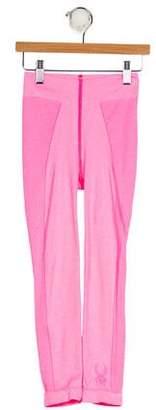 Spyder Girls' Knit Skinny Leggings