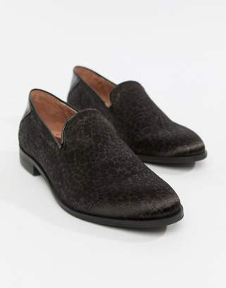 House of Hounds House Of Hounds Hawk loafers in black pebble