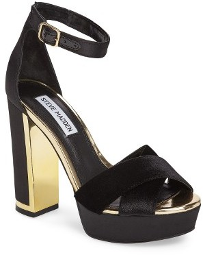 Women's Steve Madden Rivers Platform Sandal $99.95 thestylecure.com