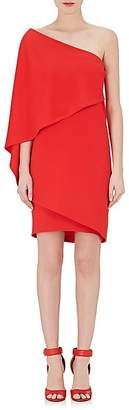 Givenchy Women's One-Shoulder Cady Dress