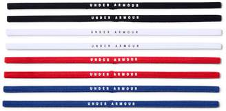 Under Armour Women's UA Skinny Headbands 8-Pack