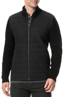 Rodd & Gunn Men's Greerton Zip-Front Jacket