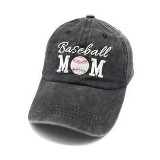 40694490 Waldeal Embroidered Unstructured Baseball Mom Vintage Jeans Ballcap Cotton  Denim Dad Hat Gift for Mom/