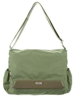 Tumi Nylon Messenger Bag