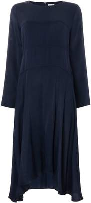 Linea Emilie Fluted Sleeve Dress