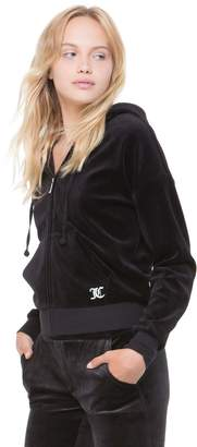 Juicy Couture Velour Juicy Mania Sunset Jacket
