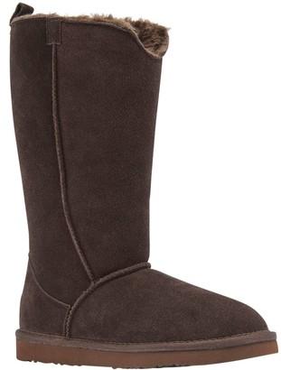 Lamo Women's Suede Boots - Bellona Tall