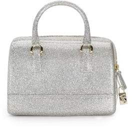 Furla Small Candy Cookie Satchel