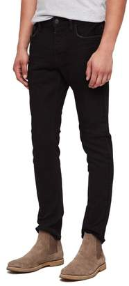 AllSaints Rex Slim Fit Stretch Straight Leg Jeans