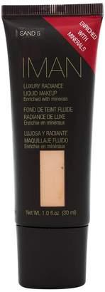 Iman Cosmetics Luxury Radiance Liquid Makeup Sand 5