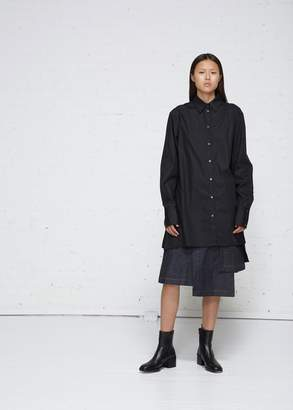 Delada Double Shirt Dress
