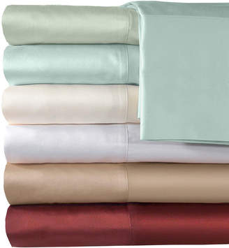 Veratex American Heritage 500tc Cotton Sateen Solid Sheet Set