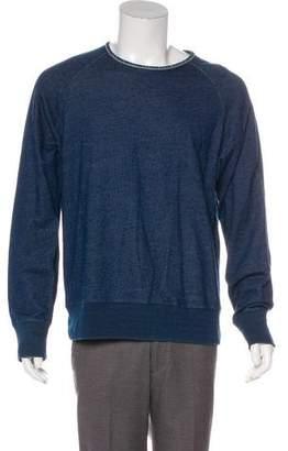 Rag & Bone Scoop Neck Sweatshirt