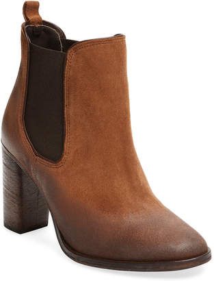 N.D.C. Made By Hand Perlata Softy Leather Bootie
