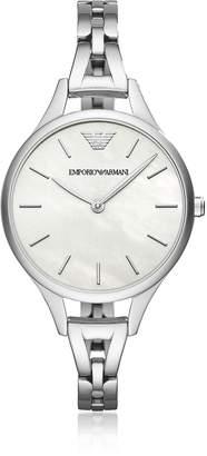 Emporio Armani Aurora Stainless Steel Women's Watch