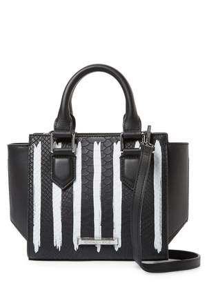 KENDALL + KYLIE Women's Brook Mini Striped Tote Bag