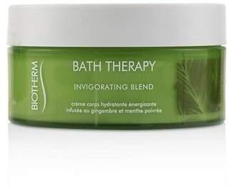 Biotherm NEW Bath Therapy Invigorating Blend Body Hydrating Cream 200ml Womens