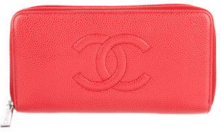 ChanelChanel Caviar Timeless Large Wallet