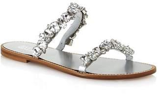 Badgley Mischka Women's Loveday Embellished Sandals