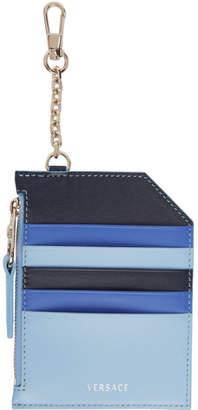 Versace Tricolor Multi Card Holder