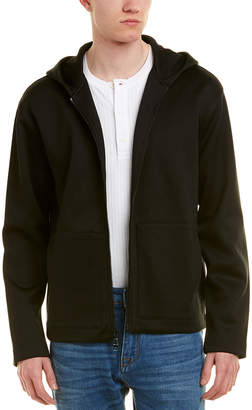 Vince Patch Pocket Hoodie