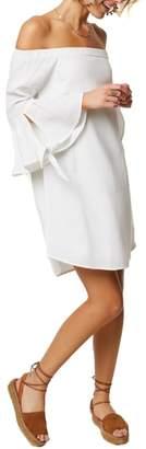 O'Neill Clady Off the Shoulder Dress