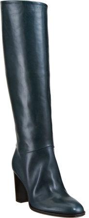 Barneys New York CO-OP Stacked Heel Knee Boot